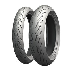 MICHELIN ROAD 5 COMBO DEAL 120/60-17 + 160/60-17