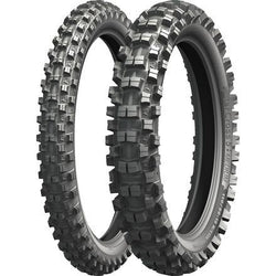 MICHELIN STARCROSS 5 MEDIUM COMBO DEAL 80/100-21 + 100/90-19