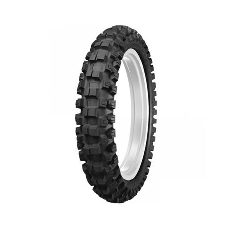 DUNLOP - MX52 INTERMEDIATE /HARD REAR - 110/90 -19