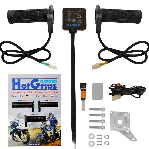 OXFORD HEATED GRIPS - PREMIUM ADVENTURE