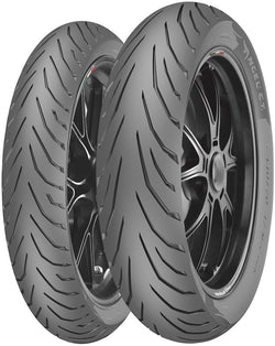 PIRELLI ANGEL CITY COMBO DEAL 110/70-17 + 140/70-17