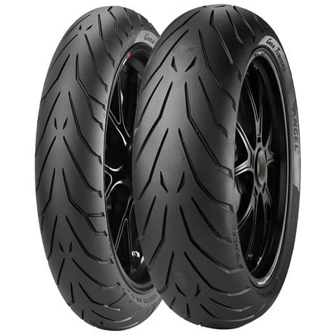 PIRELLI ANGEL ST COMBO DEAL 120/60-17 + 160/60-17