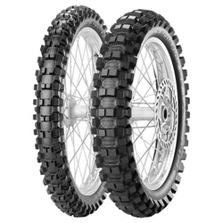 PIRELLI SCORPION MX EXTRA X COMBO DEAL 80/100-21 100/100-18