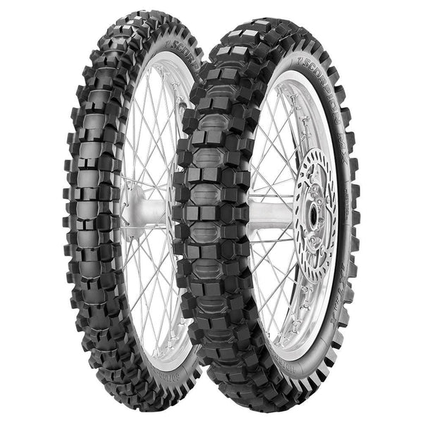 PIRELLI SCORPION MX EXTRA X COMBO DEAL 80/100-21 100/90-19