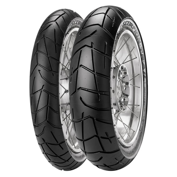 PIRELLI SCORPION TRAIL COMBO DEAL 110/80R19 + 140/80R17