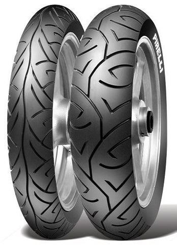 PIRELLI SPORT DEMON COMBO DEAL 110/70-17 + 140/70-17