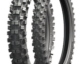 MICHELIN STARCROSS 5 100/90-19 REAR 80/100-21 FRONT MEDIUM TYRE SET