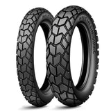 MICHELIN SIRAC DUAL SPORT 120/90-17 REAR 90/90-21 FRONT TYRE SET