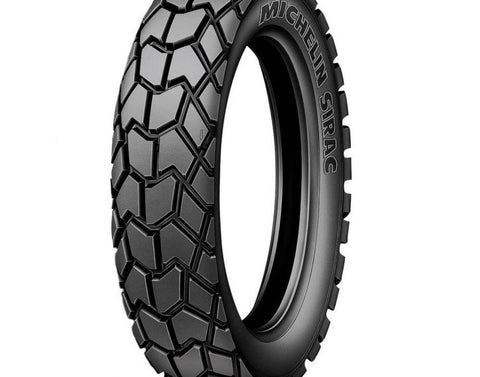 MICHELIN SIRAC 120/90-17 DUAL SPORT ADVENTURE REAR TYRE