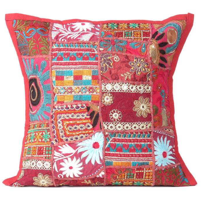 throw bohemian cheap elephant couch decorative cushion pillow cover colorful purple pillows