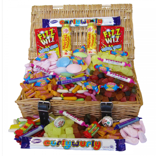 1970's Retro Sweets Hamper