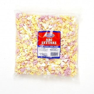 ABC Letters Full Bag 1.75KG