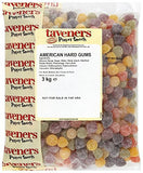 American Hard Gums Full Bag 3KG