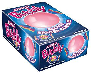 Anglo Bubbly Full Box 240 Pieces