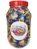 Anglo Bubbly Retro Sweets Jar (1 Litre)