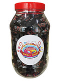Black Jacks Retro Sweets Jar (1 Litre)