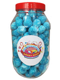 Raspberry (Blue) Bon Bons Retro Sweets Jar