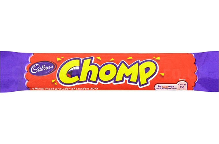 Chomp Bar Full Box 60 Bars
