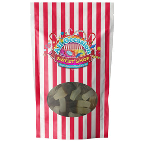 Vegetarian Cola Bottles Sweets 650g Vegan Sweets Gift Bag