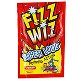 Fizz Wiz Strawberry Popping Candy (Space Dust)