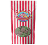 Vegetarian Fizzy Cherries Sweets 700g Vegan Sweets Gift Bag