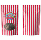 Vegetarian Fizzy Cherry Cola Bottles Sweets 600g Vegan Sweets Gift Bag