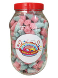 Fizzy Bubblegum Bottles Retro Sweets Jar (1 Litre)