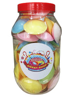 Flying Saucers Retro Sweets Jar (1 Litre)