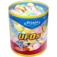Flying Saucers Full Tub 300 Pieces