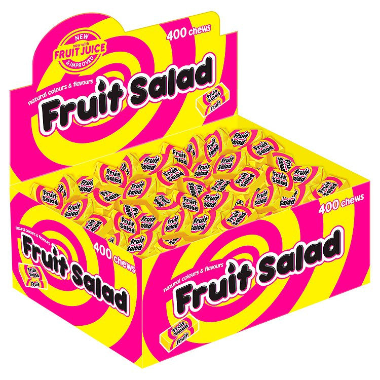 Fruit Salads Full Box 400 Pieces