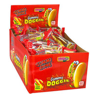 Gummy Hot dog Full Box 60 Packets