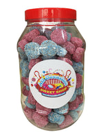 Jelly Spogs Retro Sweets Jar (1 Litre)
