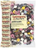 Liquorice Allsorts Full Bag 3KG