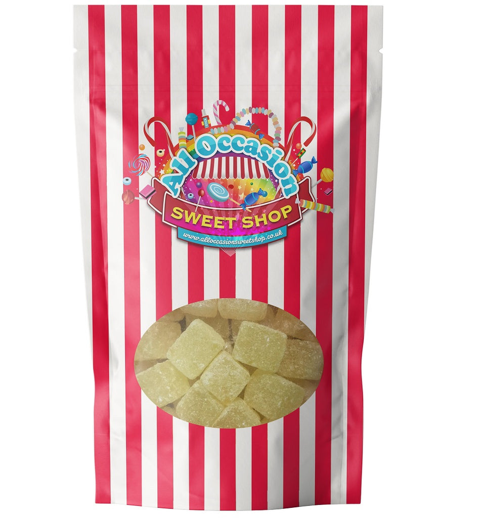 Pineapple Cubes Retro Sweets Gift Bag 750g