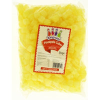 Pineapple Cubes Full Bag 3KG