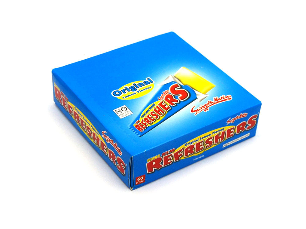 Refresher Bar Full Box 60 Bars
