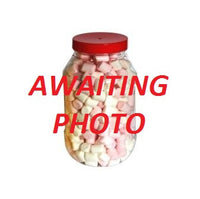 Pineapple Cubes Retro Sweets Jar (1 Litre)