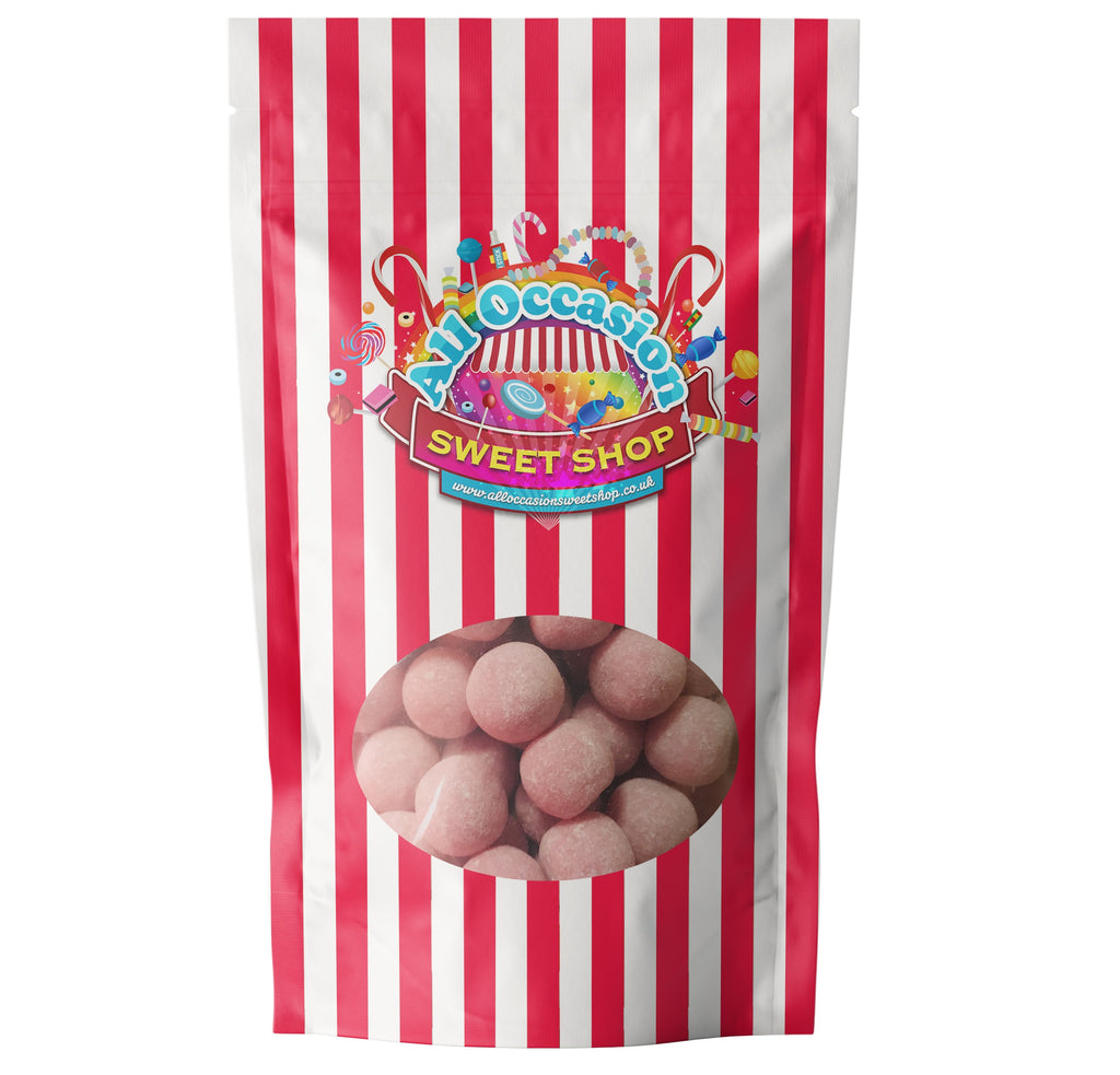 Strawberry Bon Bons Retro Sweets Gift Bag 700g