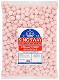 Strawberry Bon Bons Full Bag 3KG