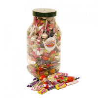 Wrapped Sweets Selection Jar - Large (4.5 Litre)