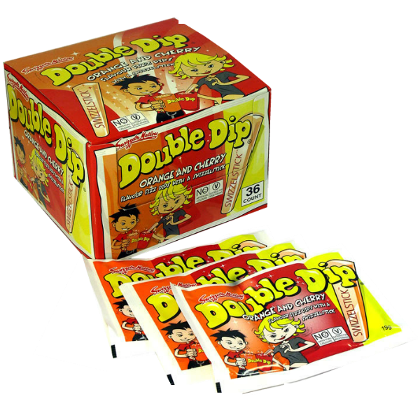 Double Dip Full Box 36 Packets