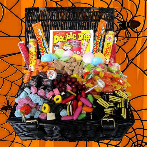 Halloween Retro Sweets Hamper - Large