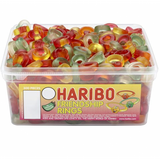 Haribo Friendship Rings Sweets Tub