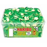 Haribo Terrific Turtles Sweets Tub