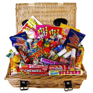 Retro Sweets Hamper - Regular