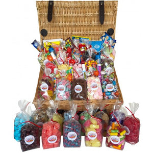 Whopping Retro Sweets Hamper
