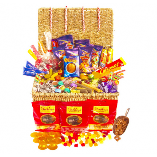 Old Fashioned Christmas Sweets Hamper