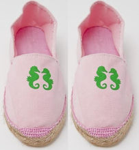 Childrens Light Pink Espadrilles