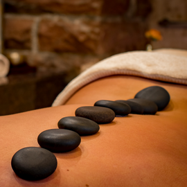 Hot Stone Massage Package of 2