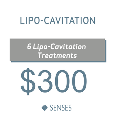 Lipo-Cavitation Treatment (6 Sessions)